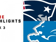 Highlights: Patriots vs. Lions