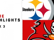 Highlights: Steelers vs. Buccaneers
