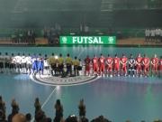 Saglams-Doppelpack reicht nicht - Deutschlands Futsaler verlieren gegen Georgien