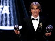 Modric: Das Rampenlicht überlässt er den Kollegen