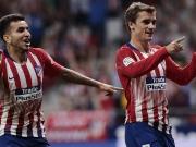 Griezmann, Thomas & Koke in 17 Minuten - Huesca chancenlos