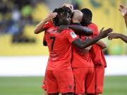 2:1 in Nantes! Vieiras Nizza auf dem Vormarsch
