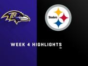 Highlights: Ravens vs. Steelers