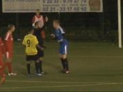 Keeper fliegt vom Platz – Fortuna Kölns U 19 besiegt Viktoria