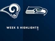 Highlights: Rams vs. Seahawks
