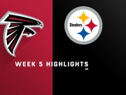 Highlights: Falcons vs. Steelers