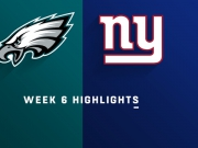 Highlights: Eagles vs. Giants