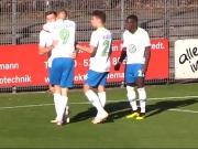 Hanslik-Hattrick dank Patzer: Wolfsburg II auf Kurs 3. Liga