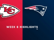 Highlights: Chiefs vs. Patriots