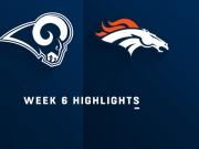 Highlights: Rams vs. Broncos