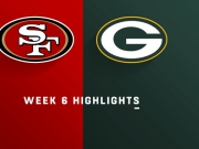 Highlights: 49ers vs. Packers