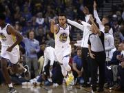 Überragender Curry führt Warriors zum Auftaktsieg