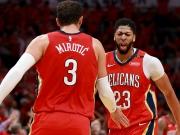 Mirotic und Davis zu viel für Hardens Rockets