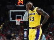 LeBron James allein reicht nicht - Blazers trüben Lakers-Start
