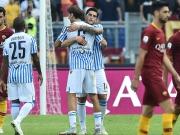 Sekunden-Gelb-Rot! Underdog SPAL bezwingt die Roma in Unterzahl