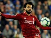Liverpool mit viel Dusel und Salah