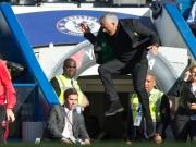 Ausgleich, Provokation - Mourinho rastet völlig aus