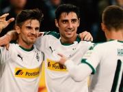 Borussia jagt Borussia - Gladbach stürmt auf Platz zwei
