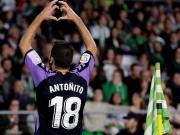 Aufsteiger Valladolid marschiert - Antonito eiskalt