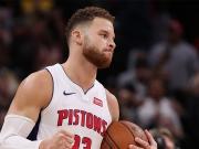 Griffin-Gala in Detroit - Pistons schlagen 76ers