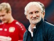 Aufbauwettbewerb Europa League - Bayer will Selbstvertrauen tanken