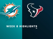 Highlights: Dolphins vs. Texans