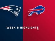 Highlights: Patriots vs. Bills
