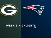Highlights: Packers vs. Patriots