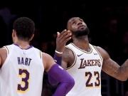 Lakers schwach - Ibaka dominiert