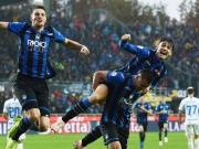 Inter geht in Atalantas Chancenwirbel unter