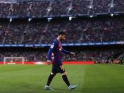 Messi trifft, ter Stegen patzt, Barça verliert 3:4