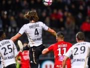 Ecke, Tor: Angers knackt Montpellier