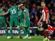Holebas entreißt Southampton den verdienten Sieg