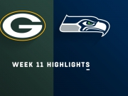 Highlights: Packers vs. Seahawks