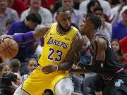 GAME RECAP: Lakers 113, Heat 97