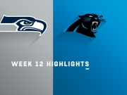 Highlights: Seahawks vs. Panthers