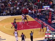 GAME RECAP: Wizards 135, Rockets 131