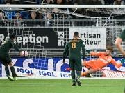 Falcao doppelt vom Punkt: Monacos Befreiungsschlag