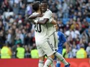 Zaubertore bei Real Madrids 6:1-Sieg