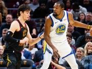 GAME RECAP: Warriors 129, Cavaliers 105