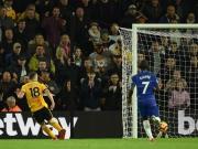 Wolves-Doppelschlag erwischt Chelsea kalt