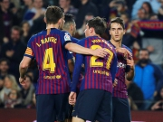 Präzision hier, Eleganz dort: Barça lässt nichts anbrennen