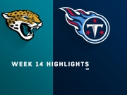 Highlights: Jaguars vs. Titans
