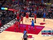 GAME RECAP: Bulls 114, Thunder 112