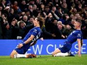 Kanté entwischt Sané: So stürzte Chelsea ManCity