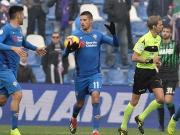 3:3 Tore, 1:1 Platzverweise: Florenz' furiose Aufholjagd
