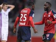 Pepé rettet Lille - Defensivwechsel kommt Reims teuer zu stehen