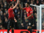 ManUnited wie im Training: Rashford & Co. zerlegen Fulham
