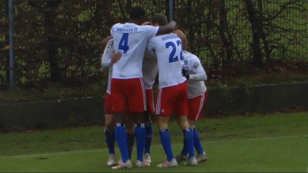 HSV-Juwel Vagnoman führt starke U 21 zum Sieg | Regionalliga Nord, Highlights | Video - kicker