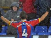Milivojevic schockt das überlegene Leicester